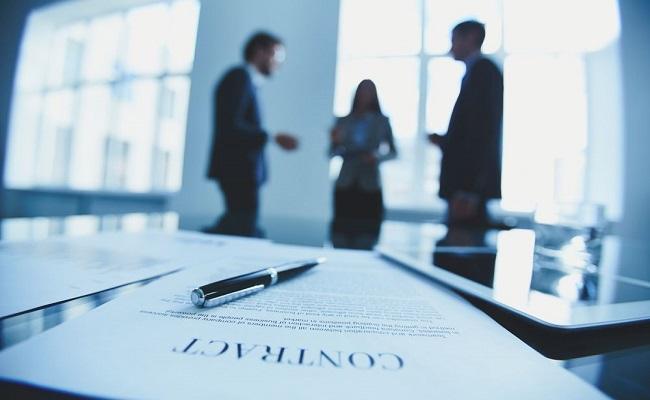 firmatari del contratto