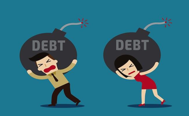 imprenditori con i debiti