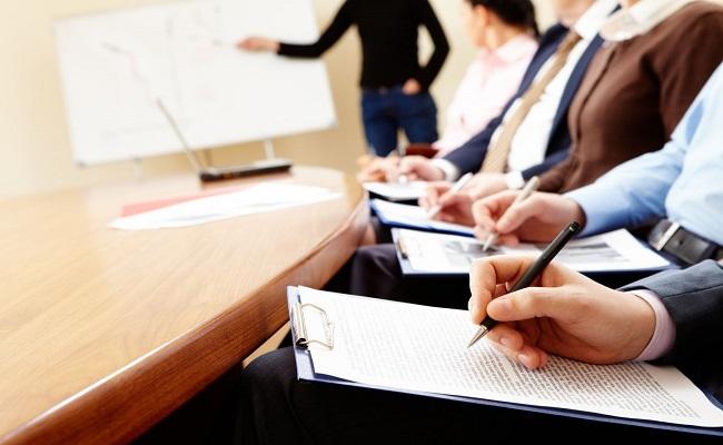 annotazioni corso di formazione