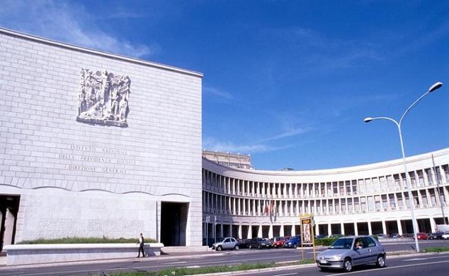 direzione centrale inps roma eur