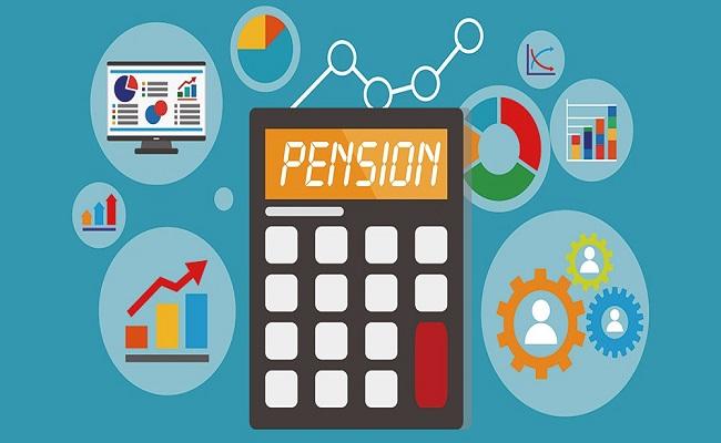calcolo della pensione di garanzia