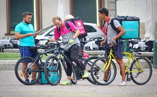 riders e ciclofattorini