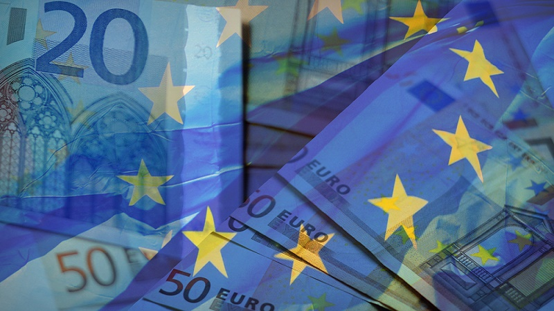grafica fondi UE aiuti di stati SURE