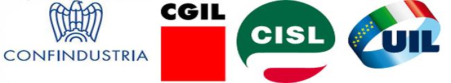 rappresentanza sindacale confindustria cgil cisl uil inps